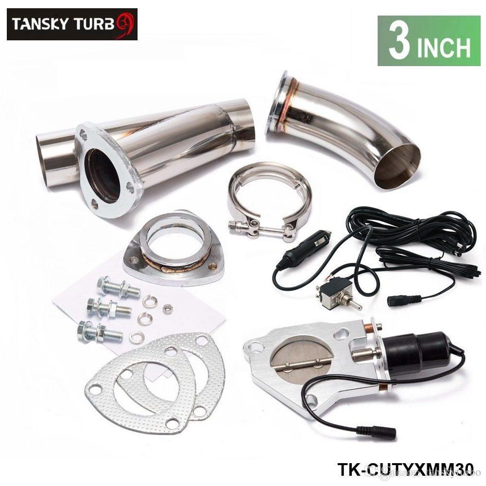 Tansky - Elektrische uitlaat 3.0