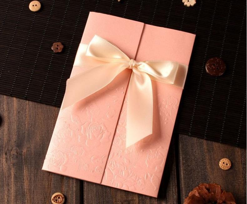 Hot selling Modern designs Wedding supplier favors Business invitation personalization birthday card creative wedding invites DHL free