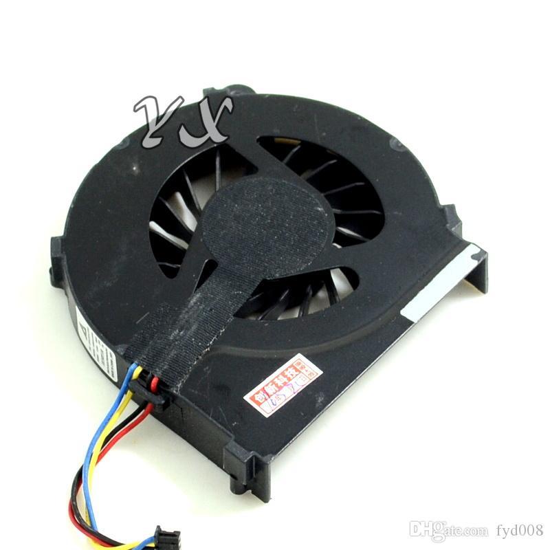 Original nuevo ventilador de refrigeración de la CPU del ordenador portátil para CQ56 G56 CQ42 G42 CQ62 G62 G4 G6 G7 646578-001 KSB06105HA MF75120V1-C050-S9A kipo7
