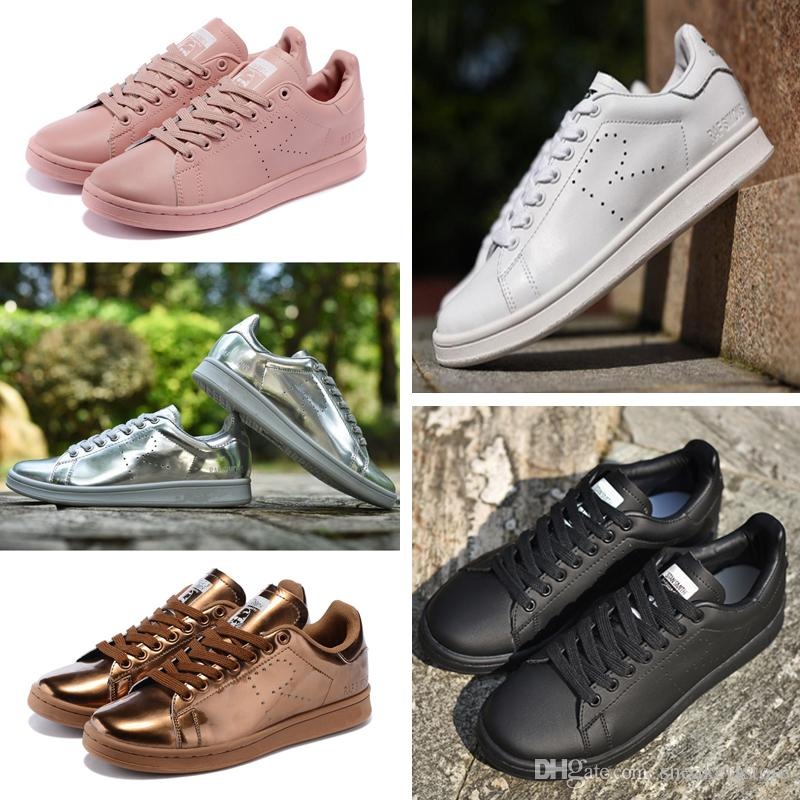 2018 Raf Simons Stan Smith Spring Copper White Pink Black Fashion Shoe Man Casual Shoes brand woman man shoes Flats pay with paypal sale online cheap sale with mastercard authentic cheap price cheap discount cheap original ojerTgcZgv