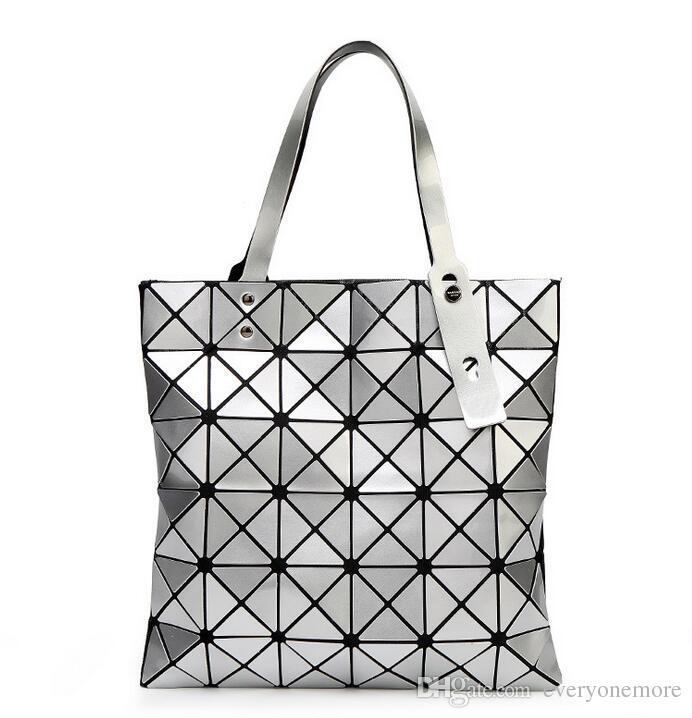 2019 Latest Design Trending Women Handbag 2018 Japan Plaid Bao Bao Bags Geometry Travel Holiday Summer Beach Bag Luxury Handbags Women Bag Designer Online Shop Shoulder Bags Women's Bags