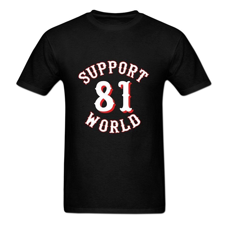 b51ff074d New 2017 Fashion Printed T Shirt Smumer Men's World Support O Neck ...