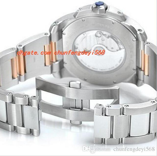 패션 명품 시계 자동 신사 시계 망 스포츠 시계 자동 바람 손목 시계 남자 시계 시계