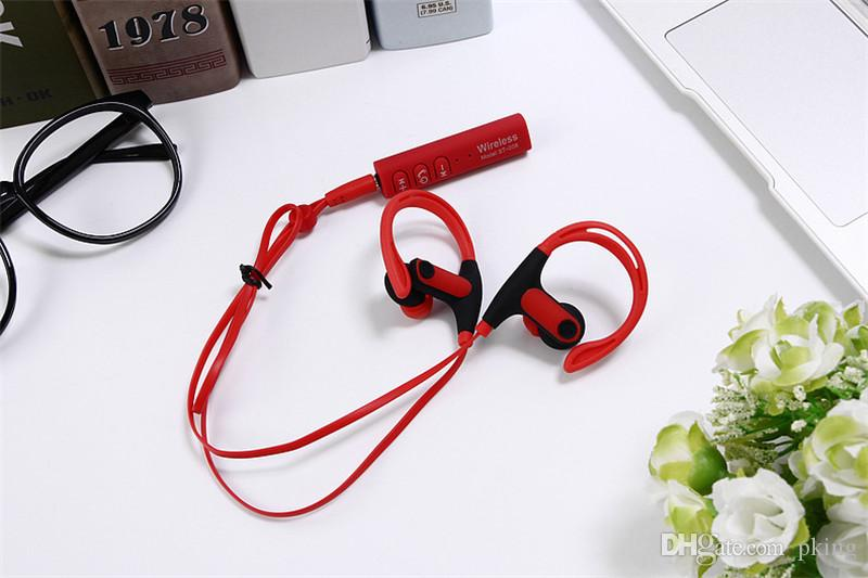 ST-008 Wireless Earphone Headphone Bluetooth Earpieces Sport Running Stereo Headset Music Earbuds with Mic