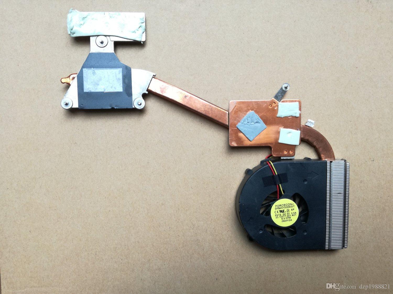 NOVO cooler para dissipador de calor de refrigeração Dell Inspiron 15R N5010 com ventilador 0NC4TX NC4TX