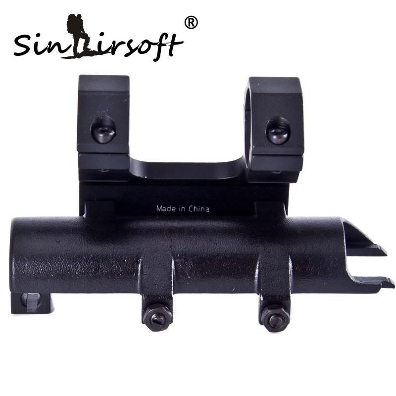 Sinairsoft 5 Gen Gen SKS 5 Gen Hi-perfil Integral See-thru Montagem Completa com 1