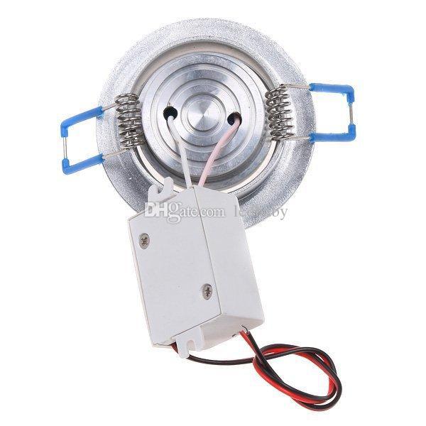 3W 85-265V RGB downlight plafonnier plafonnier applique murale lampe encastrée Spotlight + télécommande ampoules LED KTV KTV DJ Party LED