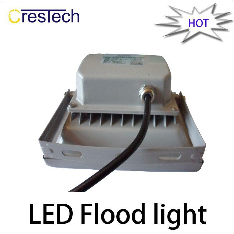 LED floodlights Durability aluminum housing Long lifespan AC85-265V proved CE RoHS shipping via DHL Waterproof LED lamp