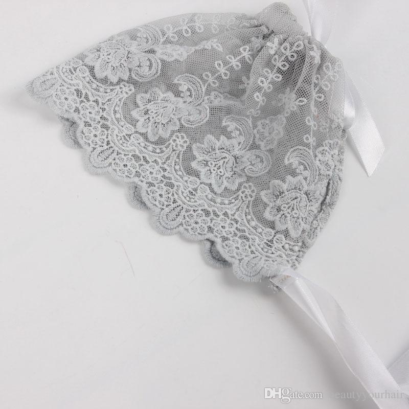 Handmade Hollow Flower Lace Hat Newborn Baby Kids Summer Caps Girls Bonnet Hats Children Photograpy Props