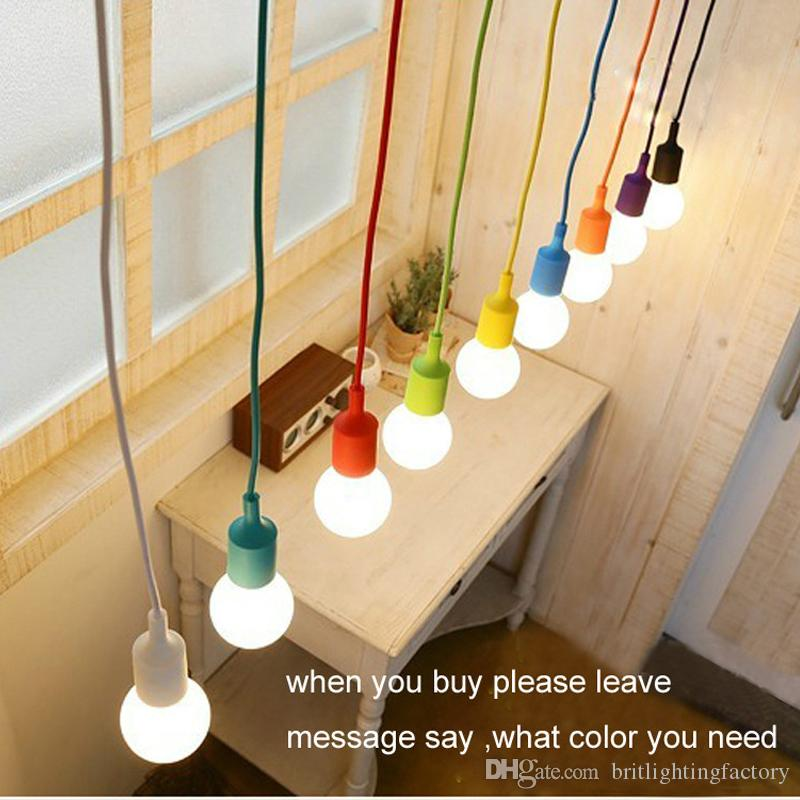 Modern pendant lamps for bedroom colourful fashional silica gel lamp modern pendant lamps for bedroom colourful fashional silica gel lamp multi color pendant light living room dining room corridor pendant lamp pendant lantern aloadofball Gallery