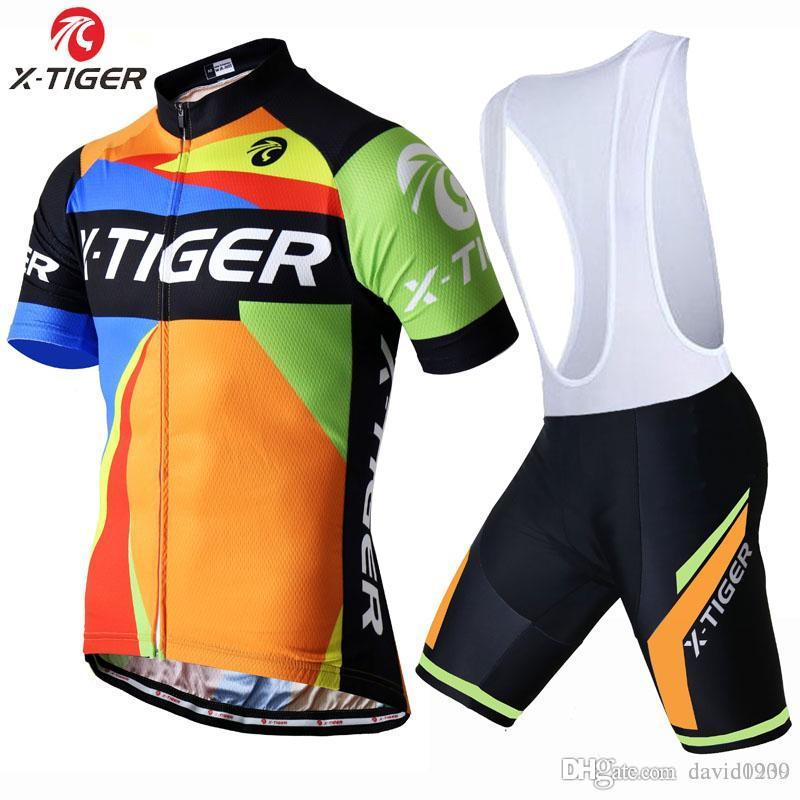 X Tiger Abstract Summer Cycling Clothing Quick Dry Cycle Clothes Race Bicycle  Wear Ropa Ciclismo MTB Bike Maillot Cycling Jersey Mtb Clothing Winter  Cycling ... 7d0ebc04c