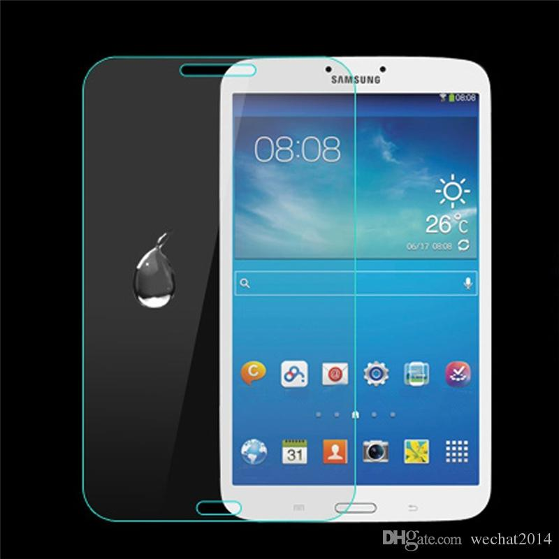 Explosion Proof 9H 0.3mm Screen Protector Tempered Glass for Samsung Galaxy Tab 3 8.0 T310 T311 free DHL
