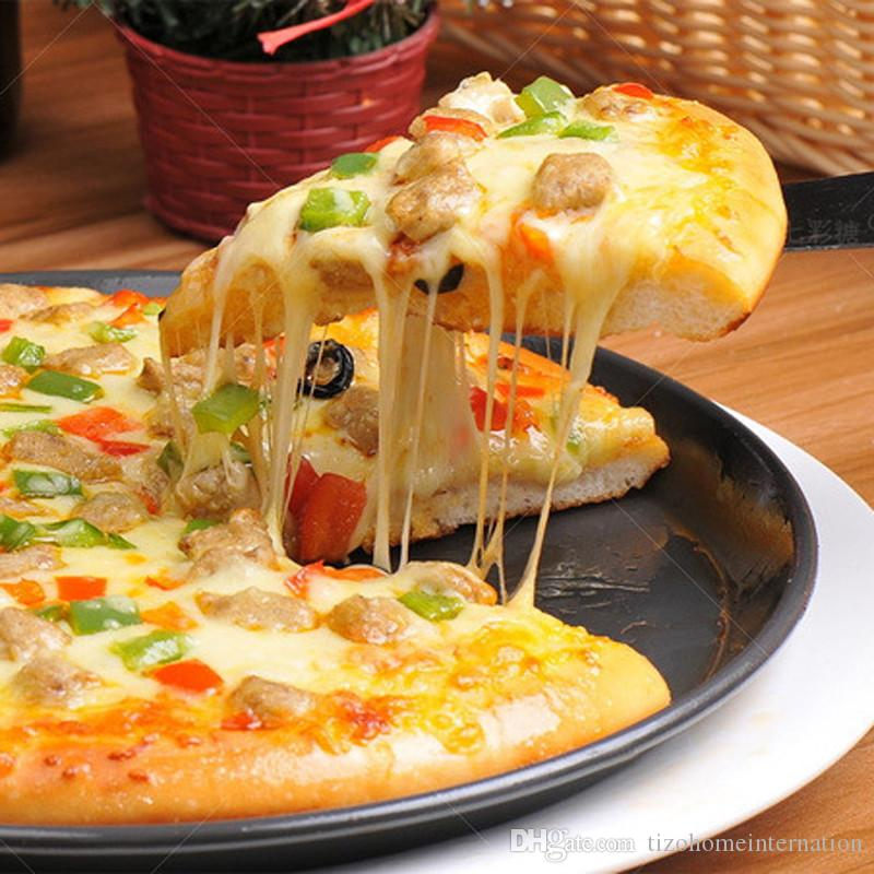 2019 New Arrival Promotional 8 Inch Pizza Pan Household