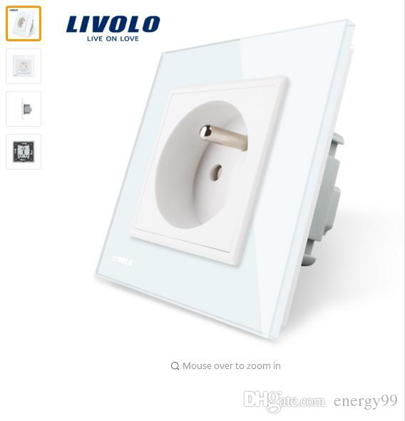 Shop Lamp Holders & Lamp Bases Online, Livolo New Outlet,French ...