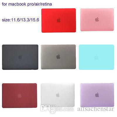 on sale d46e1 fcb33 Frosted Hard Thin Case Cover Shell Matte for Apple Macbook Pro Retina 13 15  A1707