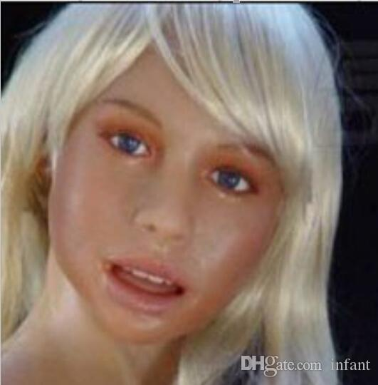 poupée de sexe NOUVEAU Doggie Style sexe Amour Poupée Japon Fille Réaliste Semi-solide Amour poupée / Gonflable Sex poupées / sex toys pour homme, comme une vierge