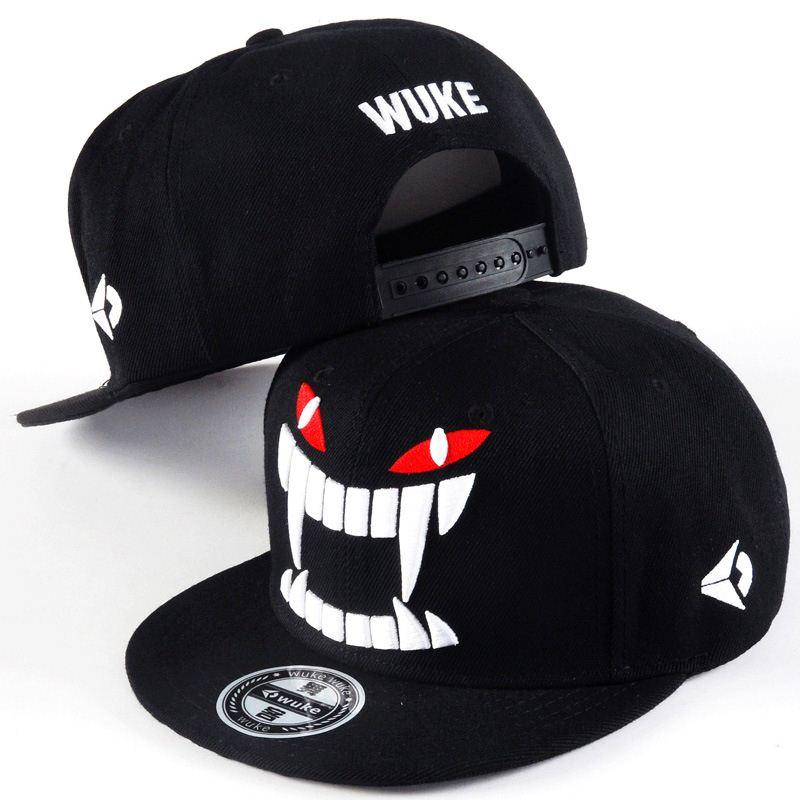 6b6f0a0081ba6 Big Teeth Gravity Falls Unisex Snapback Hat Hip Hop Flat Brim ...
