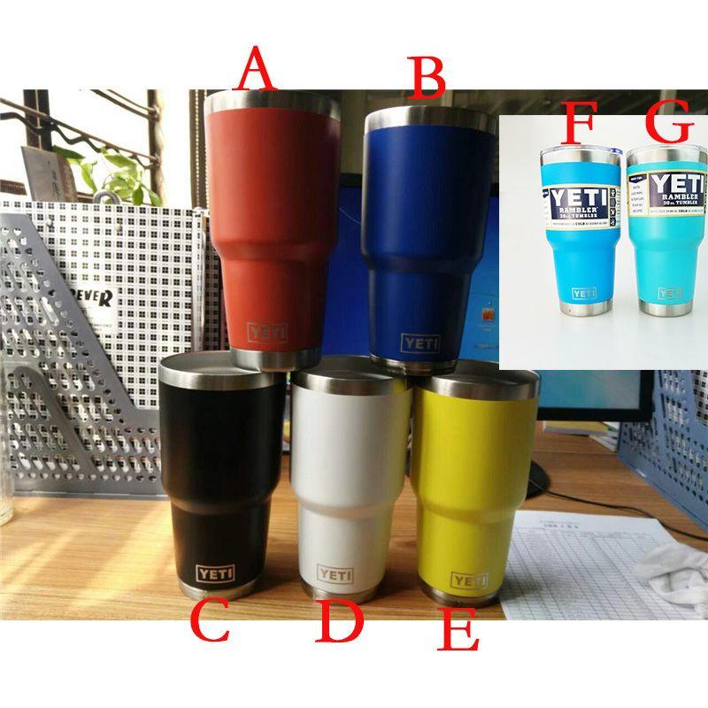 074e0770018 30 Oz Custom Yeti Rambler Tumbler Cup Yeti Tumbler Stainless Steel Tumbler  Double Wall Vacuum Insulated Cup Travel Mug Personalized Ceramic Coffee  Mugs ...
