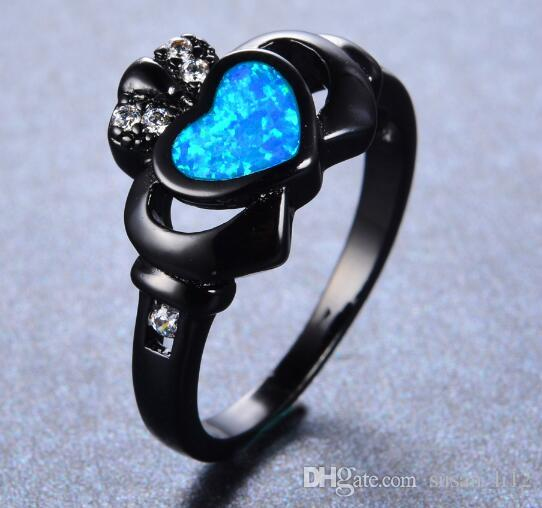 marquise opal il fire ring engagement listing rings