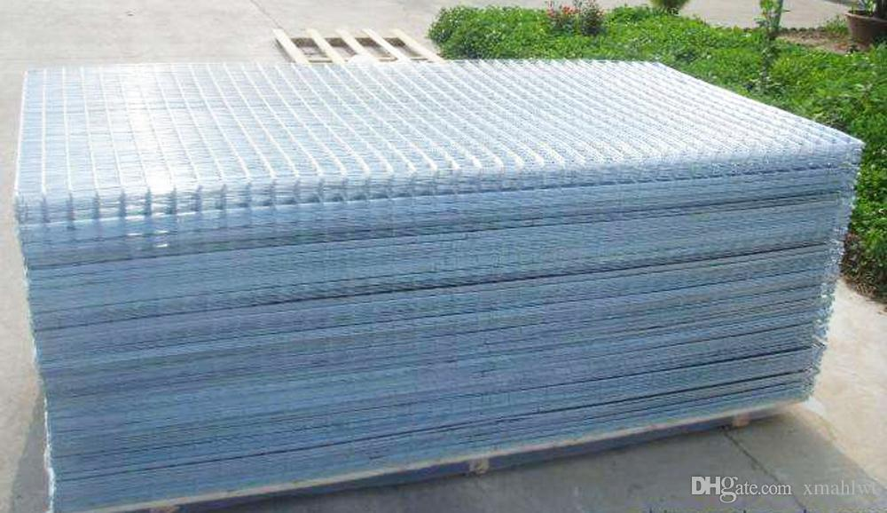 2017 Standard Wire Mesh Galvanized Welded Wire Fence Panels ...
