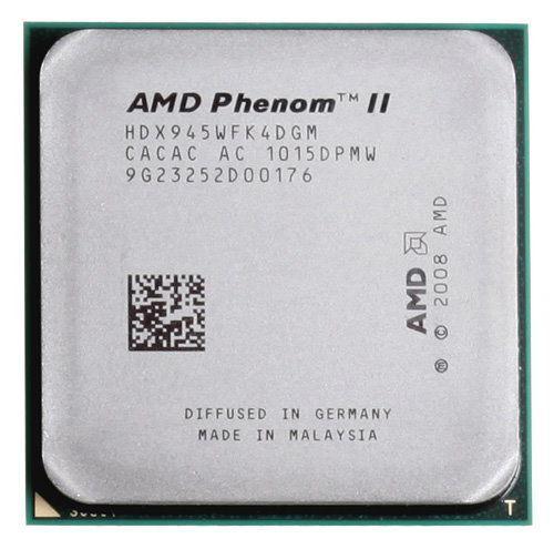2019 Amd Phenom Ii X4 945 3 0ghz L3 6mb Quad Core Processor Socket