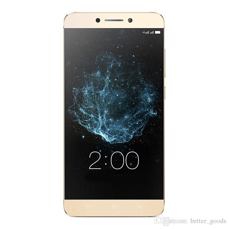 Original Letv S3 LeEco Le S3 X626 Cell Phone 4GB RAM 32GB ROM Helio X20  Deca Core Android 5 5