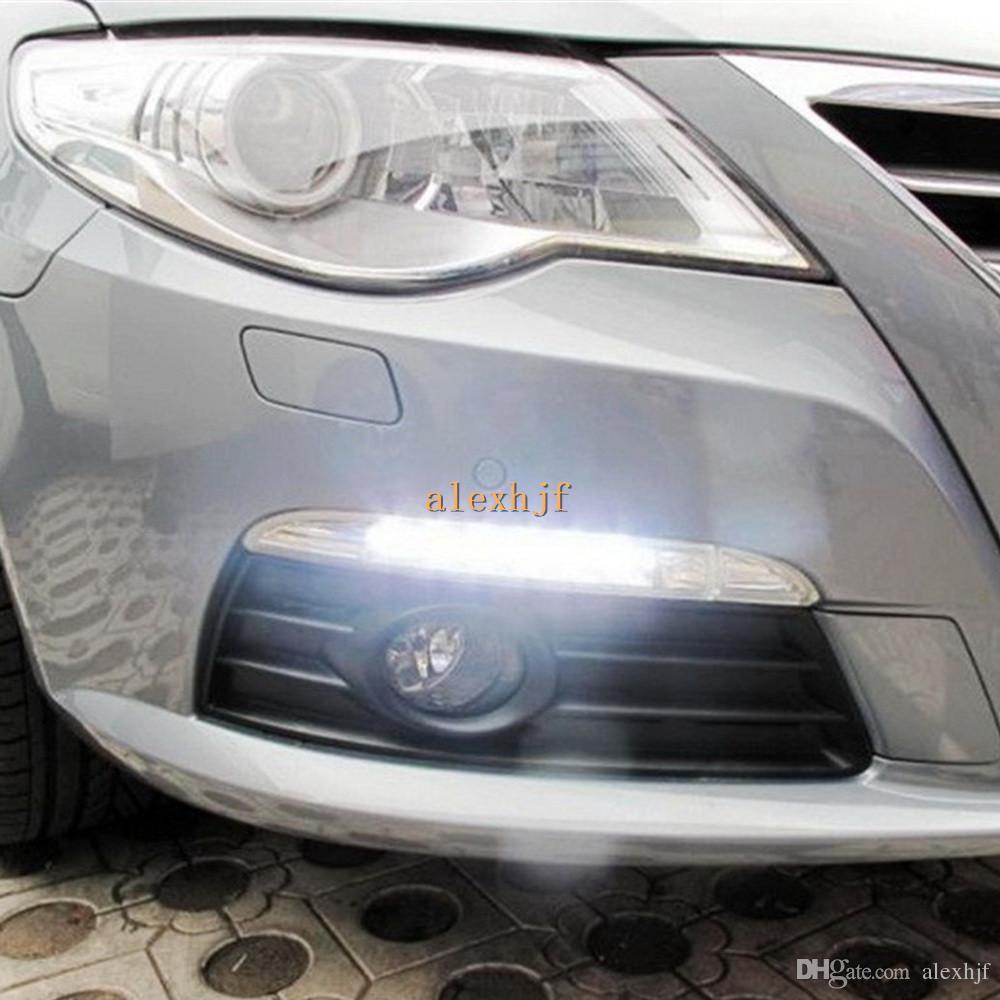 Super Bright Led Daytime Running Lights Drl For Volkswagen