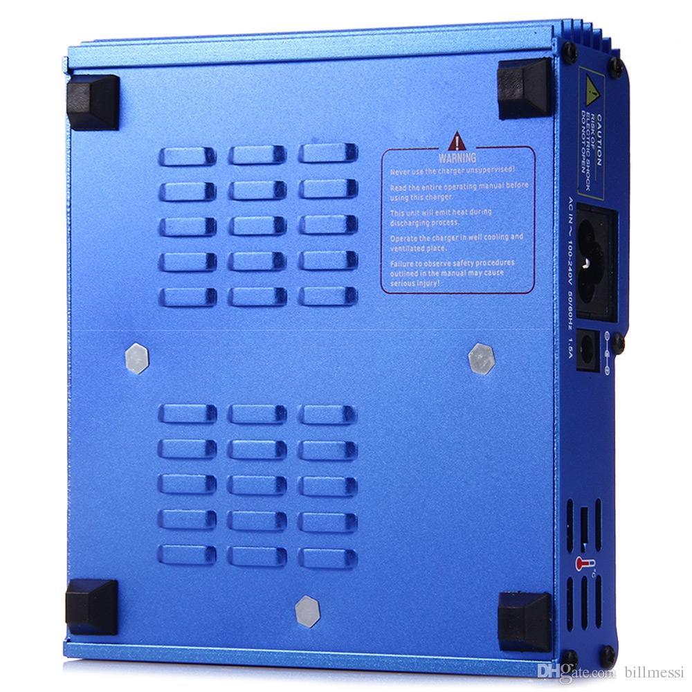 IMAX B6AC Digital AC 80 W Lipo NiMH Nicd Bateria De Lítio Equilíbrio Carregador Descarregador Com Tela de LCD de Alimentação da UE Plug RC B6