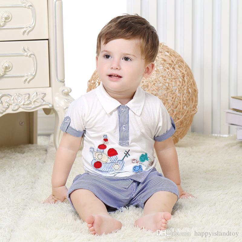 2018 easter gift baby boy clothing set summer cartoon stripped top 2018 easter gift baby boy clothing set summer cartoon stripped top t shirt trousers pants everything for children clothing and accessories from negle Image collections