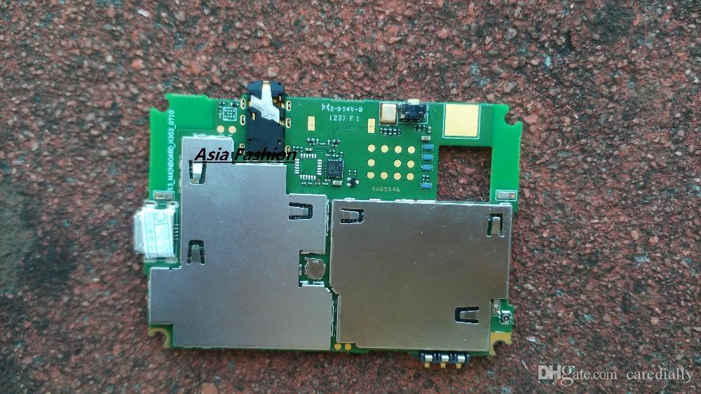 Desbloqueado teste usado trabalho bem para lenovo k860 motherboard mainboard cartão de placa de taxa chipsets painel frete grátis