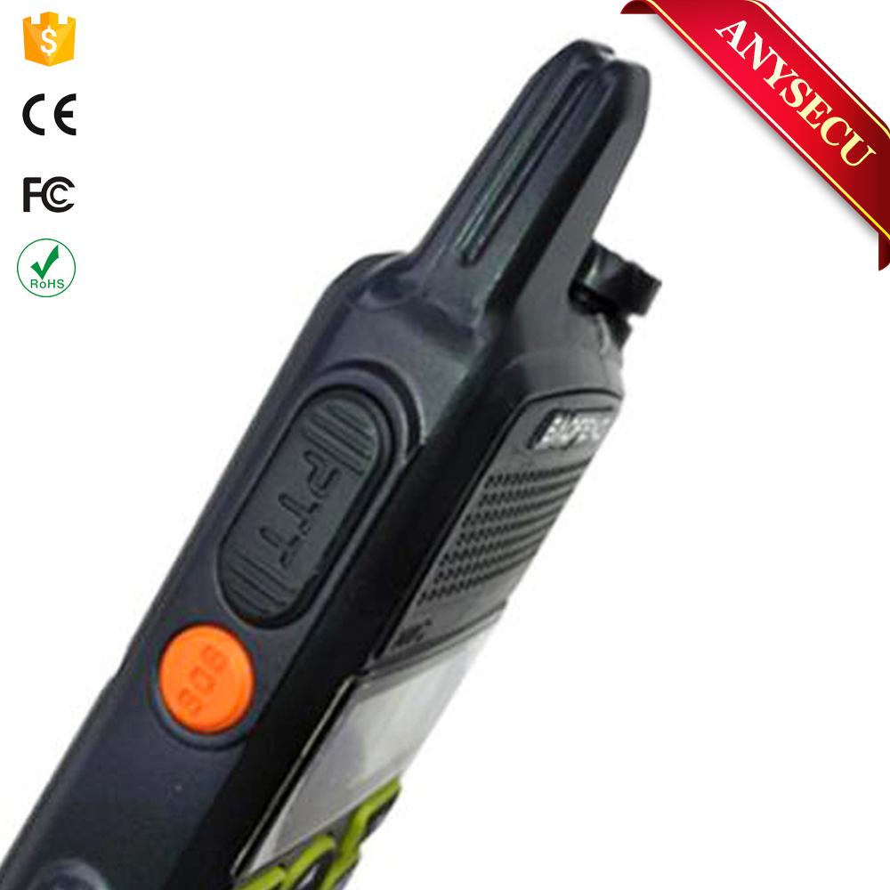 / Par BAOFENG T1 MINI Two Way Radio BF-T1 Walkie Talkie UHF 400-470MHz 20CH portátil Ham FM Radio Handheld Transceiver