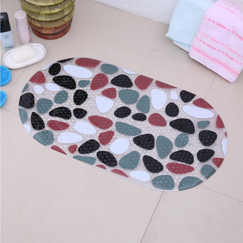 Marvelous 2018 Wholesale Morden Bathroom Anti Slip Shower Mat Pebble Stone Style Non  Slip Mats Bath Pad Shower Carpet From Sophine09, $22.73 | Dhgate.Com