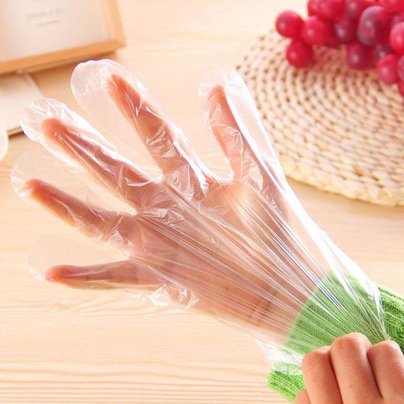 2017 جديد أدوات التنظيف المنزلية مريحة البلاستيك الشفاف المتاح القفازات ل صناعة السوق مطعم خدمة الوطن