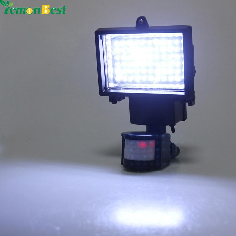 Wholesale motion sensor led solar led flood light 60 leds outdoor wholesale motion sensor led solar led flood light 60 leds outdoor lighting pir body reflector panel lamp for square highway outdoor wall rab floodlights aloadofball Images