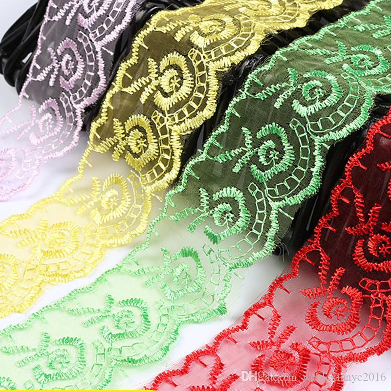 2018 Wholesale Lace Lace Accessories Handmade Diy Barbie Tablecloth Sofa Skirt Pillowcase Lace Accessories A Bundle Of 8.5 9 M From Wenlexianye2016 ...