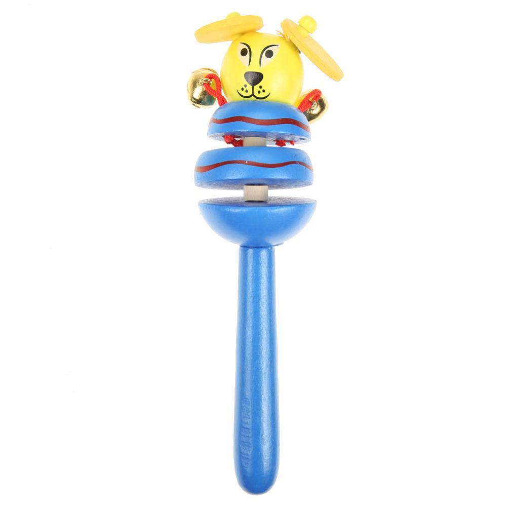 Детские игрушки погремушки деревянные деятельности колокол шейкер детские игрушки для новорожденных детей мобильные телефоны погремушка детские игрушки случайные