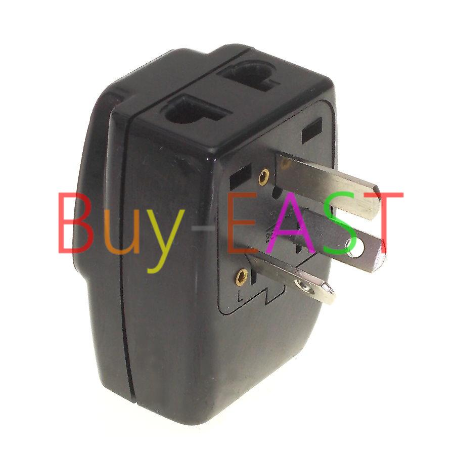 Au, New Zealand, China Electrical Plug Adapter 3 Way Multi Outlet ...