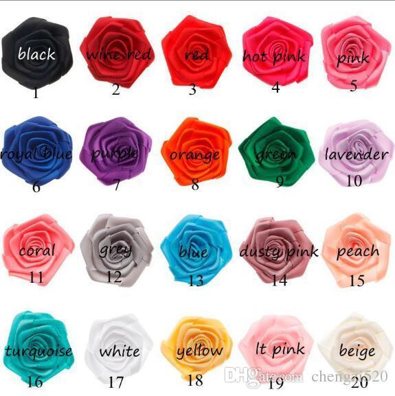 Rose Bud Acessórios de Roupas Por Atacado 3D Rose Bud Única Cabeça de Flor Casa Decorativa Material YH674