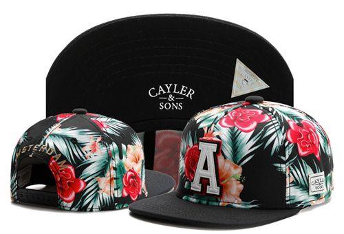HOT Snapback Caps Tha Alumni Hats Adjustable Hat Cayler Sons Snapbacks Brand Baseball Caps Fashion Sports Casquette Gorras Caps