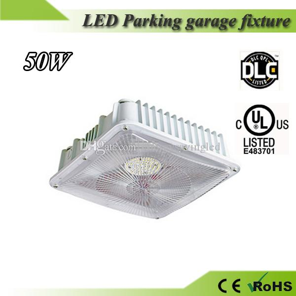 See larger image  sc 1 st  DHgate.com & 5 Years Warranty UL DLC LED Canopy Fixture Light 50w 75w IP65 ...