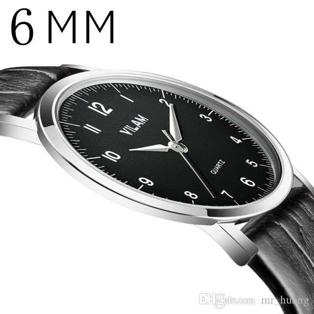 VILAM Wrristwatch for Wrist Watch Men Watches 2017 Top Brand Luxury ... a32313b2f30