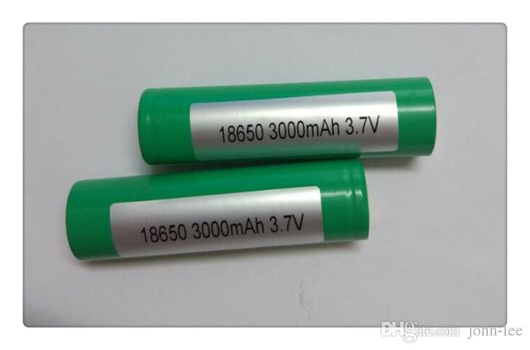Высокая емкость 3000 мАч ICR18650 30B 3.7 В литий-ионная аккумуляторная батарея 18650 Акку для инструментов Samsung электрический фонарик