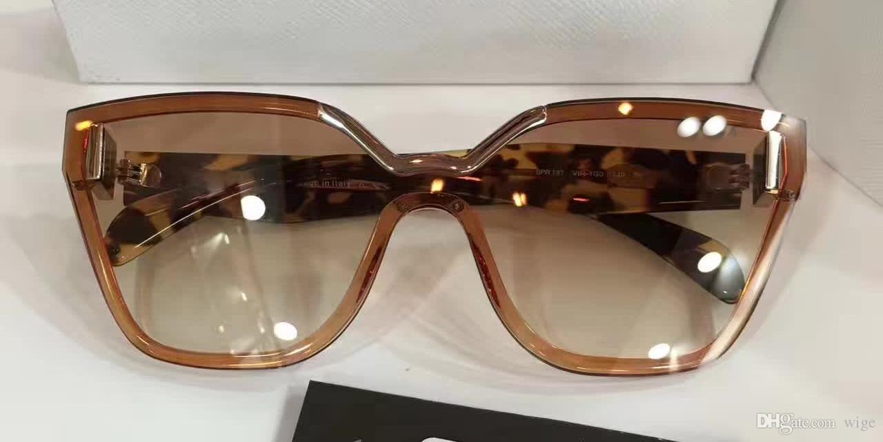 e52d995766b92 Womens Designer SPR 16T Sunglasses   Sonnenbrille Havana Brown ...