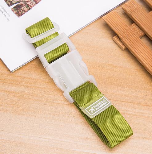 plastique porte-bagages de voyage sacs crochet crochet de fixation clip sac portable sac suspendu ceinture boucle de bagages