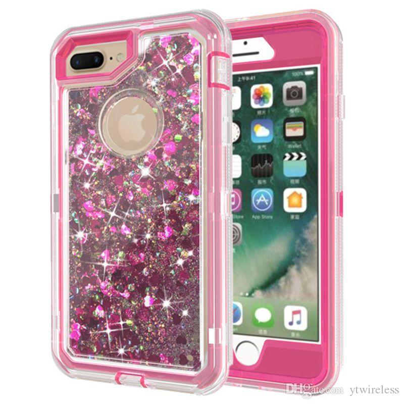 Cases, Covers & Skins Reiko Iphone 8 Hard Glass Tpu Case Tempered Glass Screen Protector Clear White Easy To Lubricate