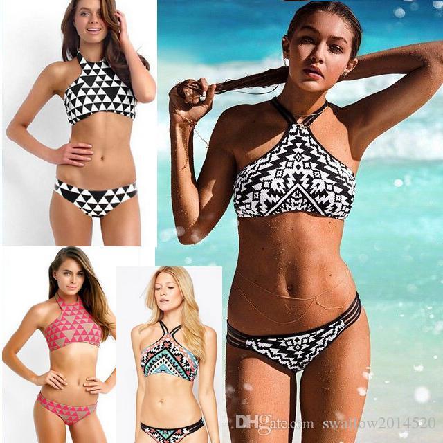 Brazilian bikini with top