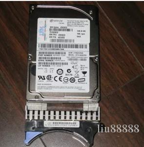 100% рабочие жесткие диски для IBM 43X0832 43X0833 146 г 10 к 2.5 SAS с/ ИБМ 40K1040 146Г 10К САС 3.5