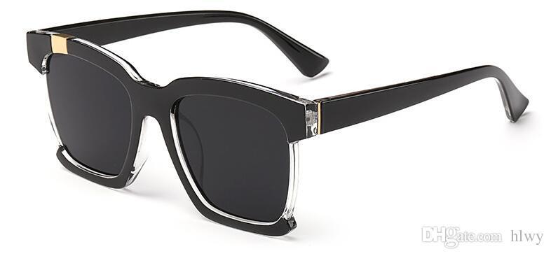 Burenqi Luxus Marke Designer Pfeil Frame Sunglasss Vintage Frauen Männer fahren Platz Gläser für weibliche Uv 400 Hipster, C