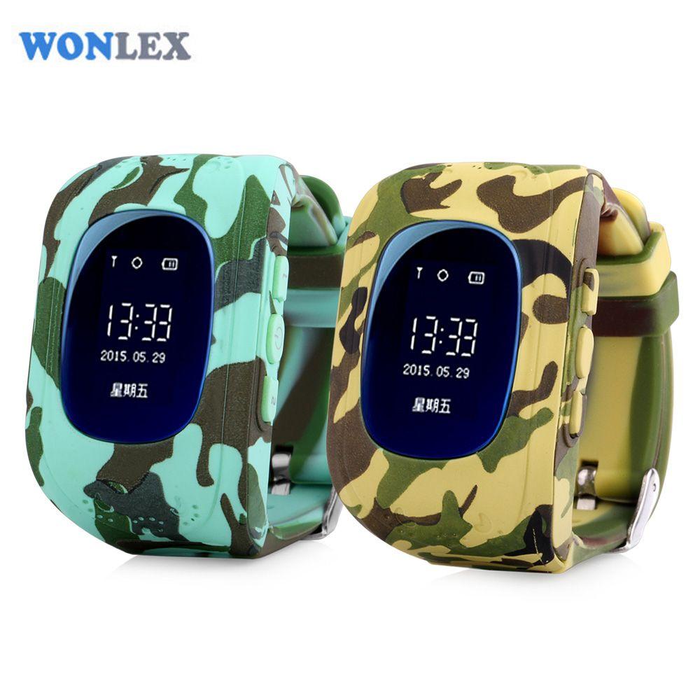 Test Smartwatch Wonlex Smart Safe Oled Kinder Gps Uhr Sos Anruf