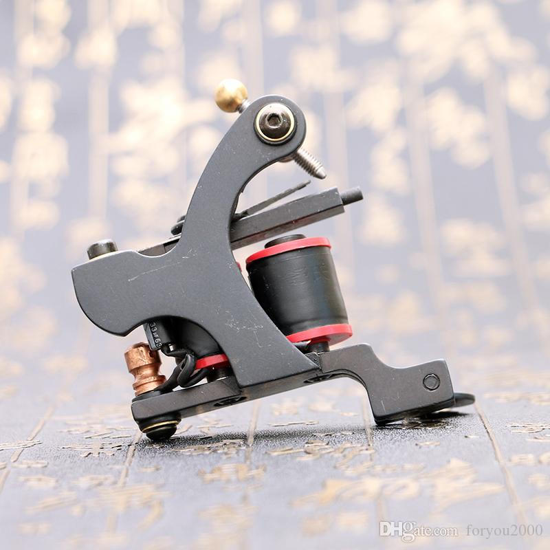 New Arrive Handmade Luo's Liner Tattoo Machine Liner 10 Wrap Coils Tattoo Machine Top Quality TM2112